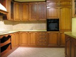 Kitchen Set Minimalis 2014 Kayu Jati