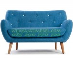 Sofa Vintage 2 Seater Model Terbaru