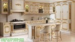 Kitchen Set Cat Duco Model Luxury Clasik